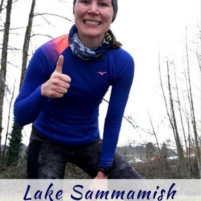 Lake Sammamish Half 2017 Training Week 4