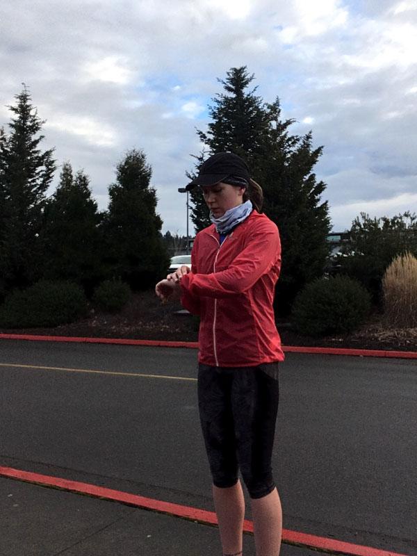 Lake Sammamish Half Marathon Training
