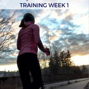Lake Sammamish Half Training 2017 Week 1