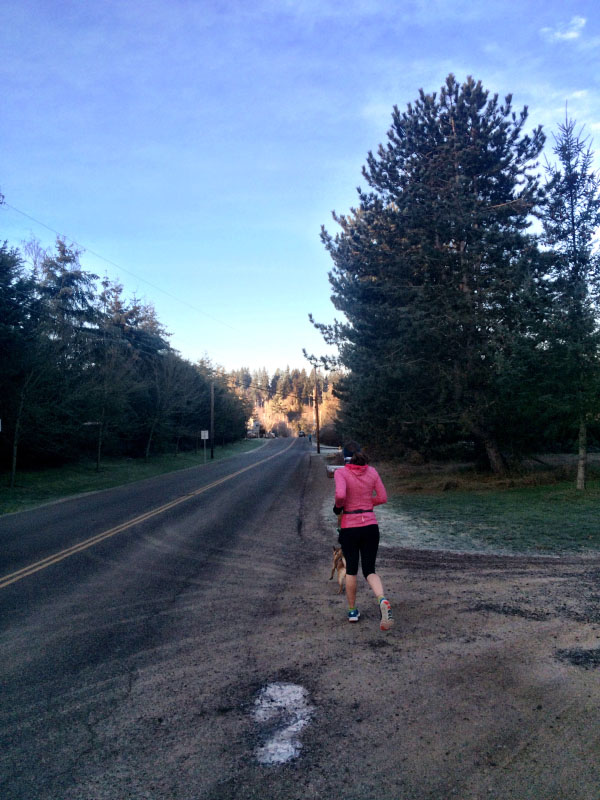 Lake Sammamish Half Marathon Training Week 2