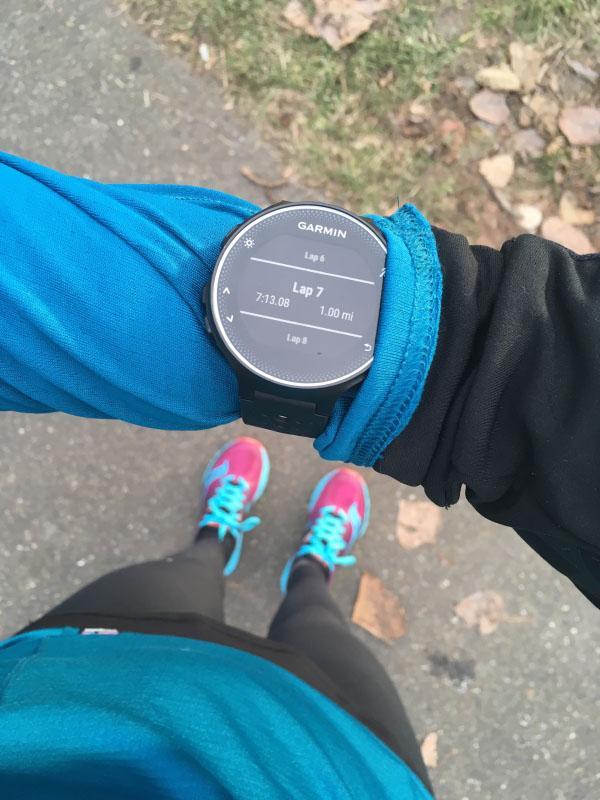 Combo Running Workout