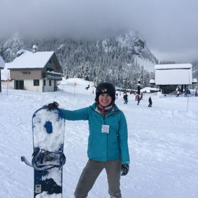Mile Markers: Holiday Miles & Snowboarding