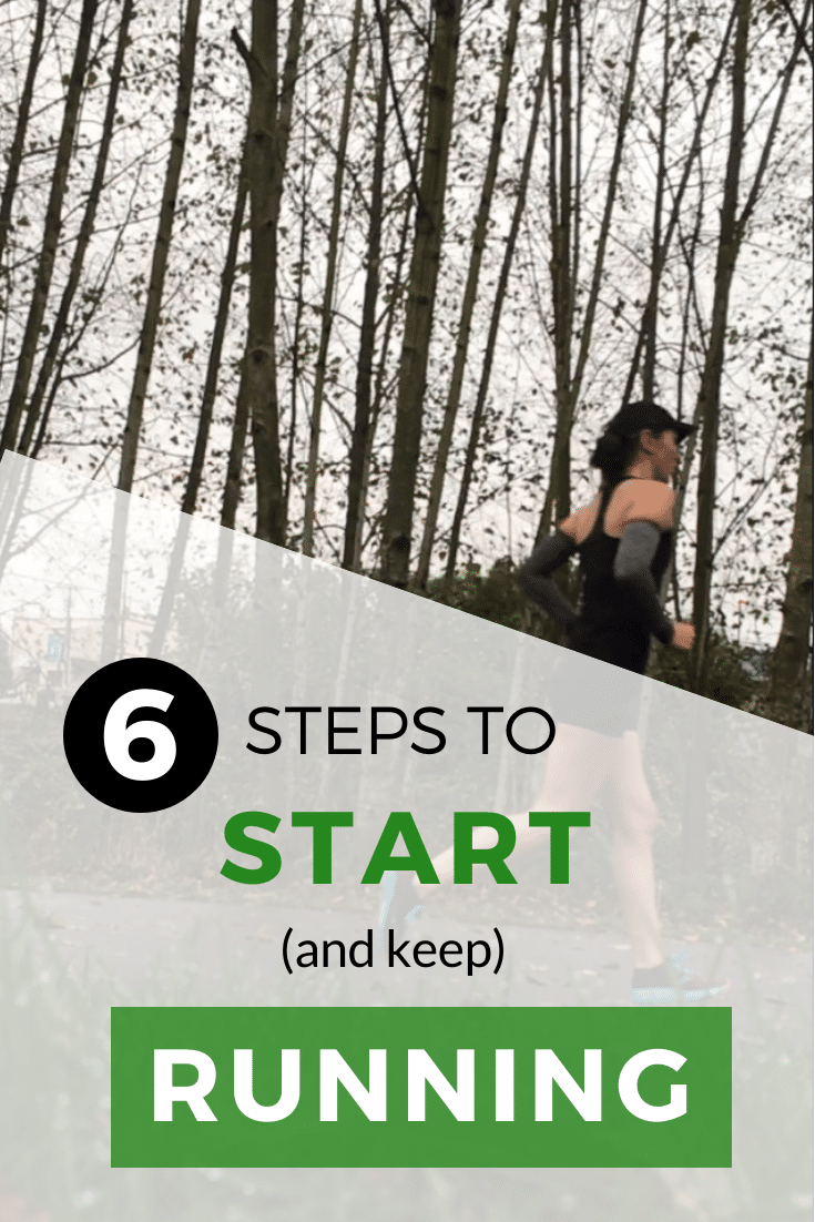 6 Steps to Start Running (and Keep Running)
