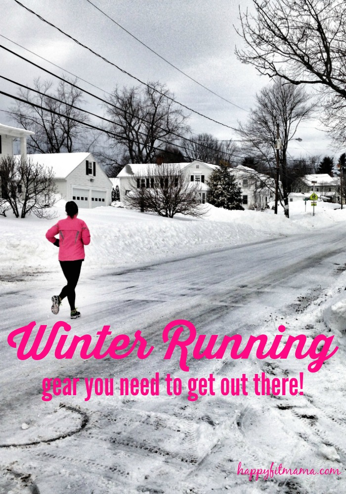 Winter Running essentials that every runner needs happyfitmama.com
