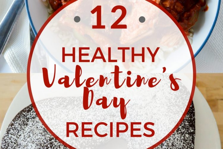 12 Healthy Valentine's Day Recipes l www.thisrunnersrecipes.com