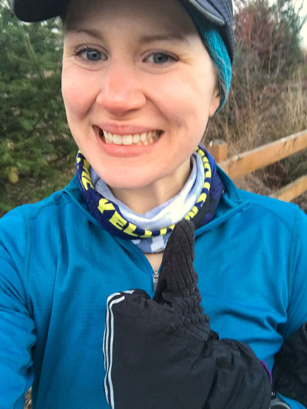 Lake Sammamish Half Marathon Training Week 8