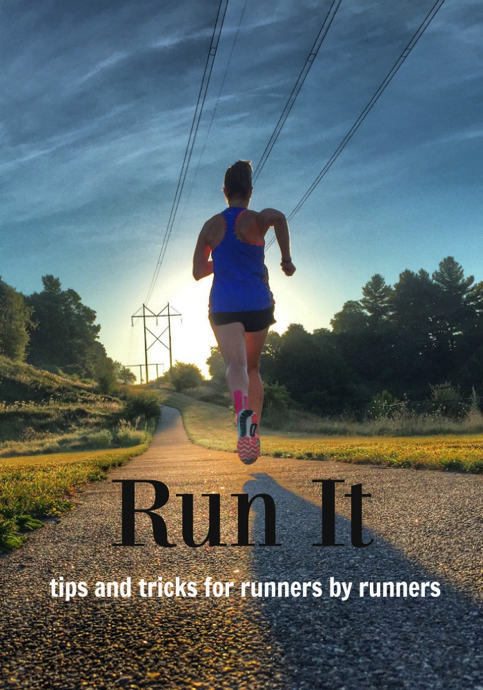 Run It - tips and tricks for runners by runners.