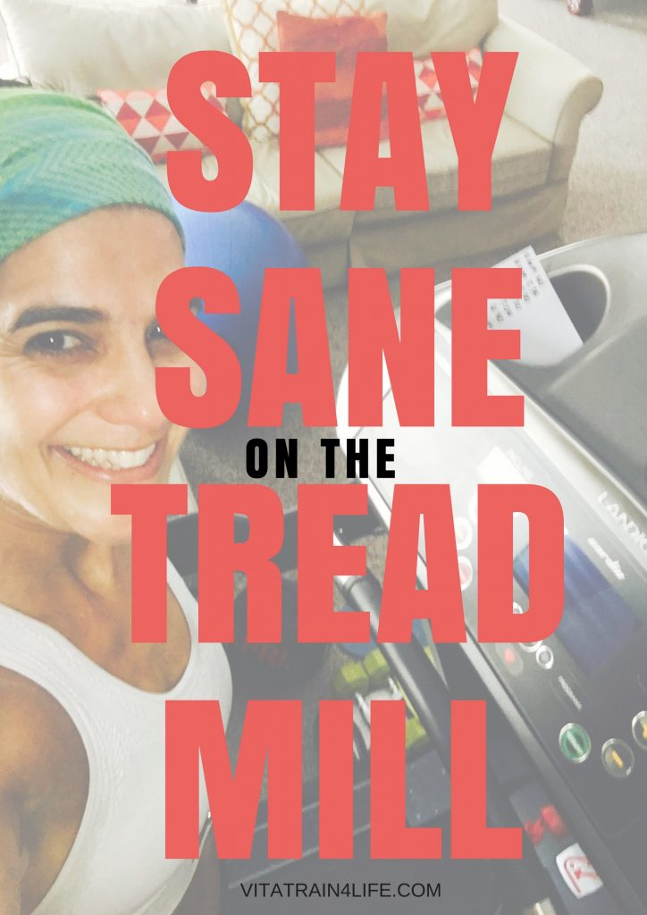 Run It Round Up - Tips for Staying Sane on the Treadmill from Six Running Bloggers