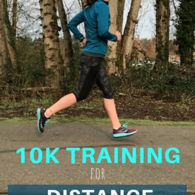 10K Training for Distance Runners