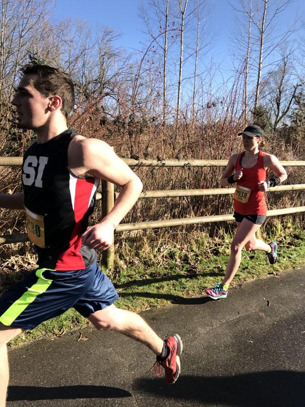 2017 Lake Sammamish Half Marathon Race Recap