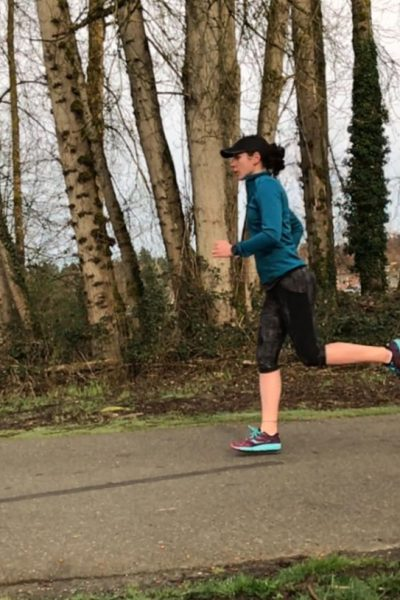Mile Markers: Running Ups and Downs