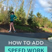 How to Add Speedwork Without Getting Injured