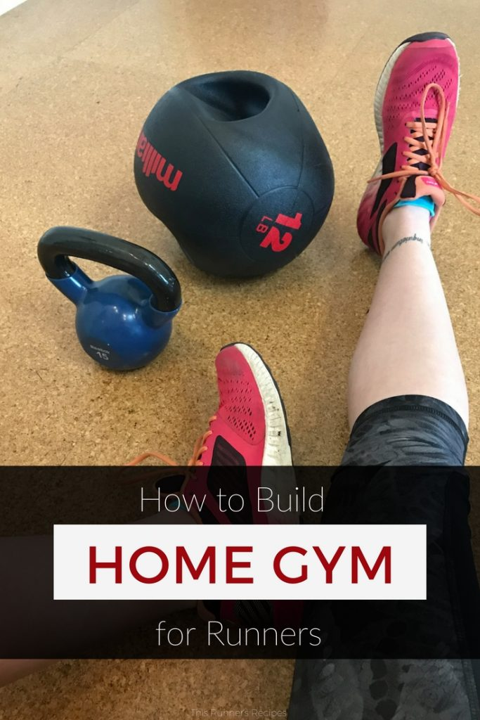 Building a home gym for runners