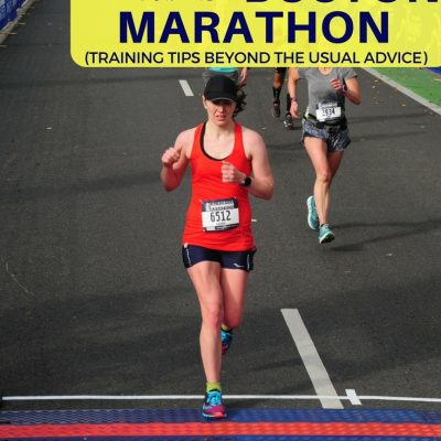 How to Qualify for the Boston Marathon: Beyond the Usual Advice