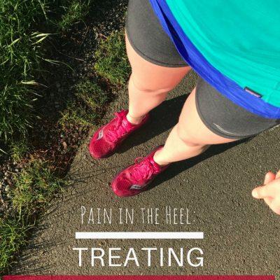 Treating Plantar Fasciitis {Run It}