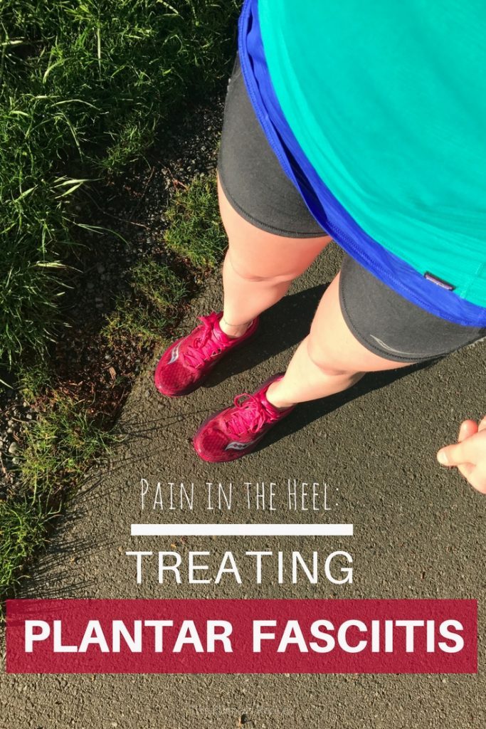 Run It: How 6 Runners Treat and Prevent Common Running Injuries - Treating Plantar Fasciitis