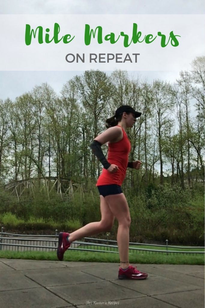 Mile Markers: On Repeat