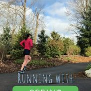 Running with Spring Allergies