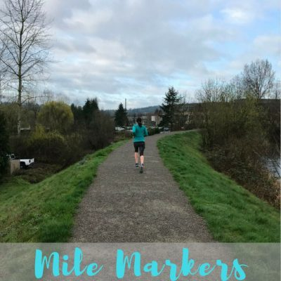 Mile Markers: The Little Things