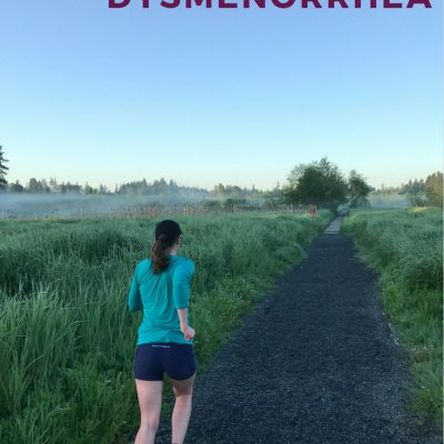 Running with Dysmenorrhea