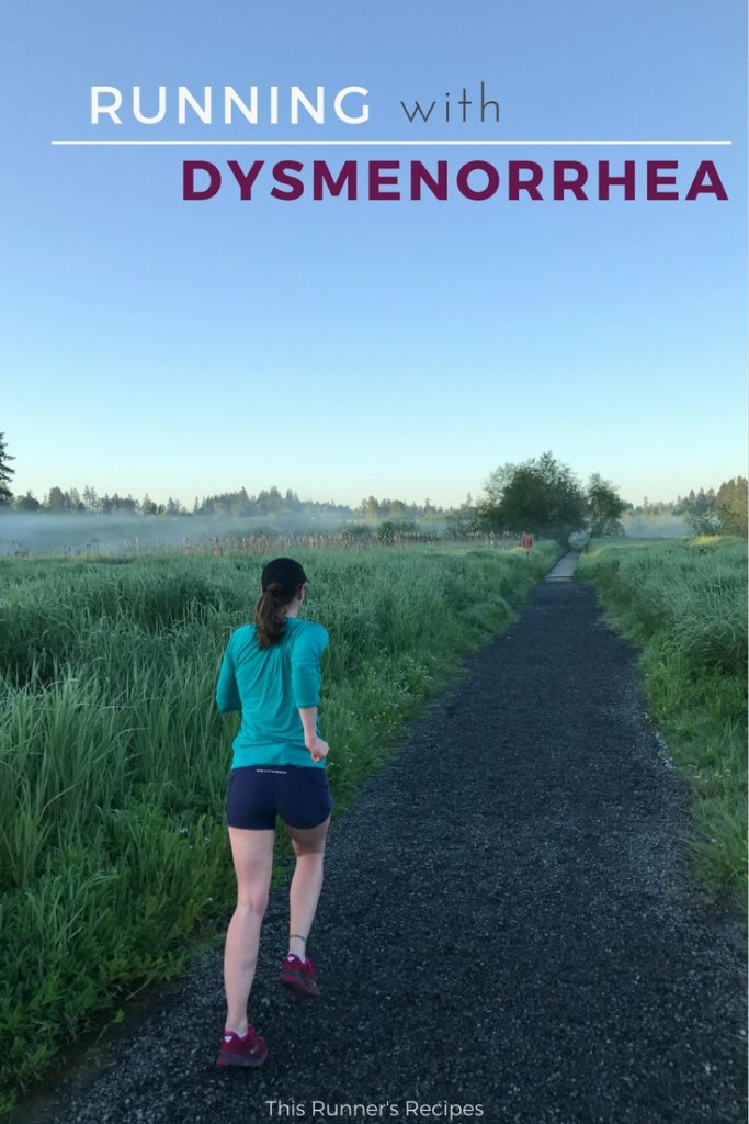 Running with Dysmenorrhea: How to Balance your Running with Painful Periods
