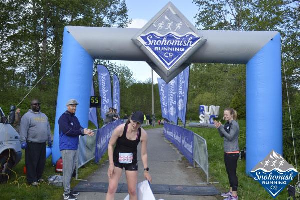 Snohomish Women's Run 10K Race Recap