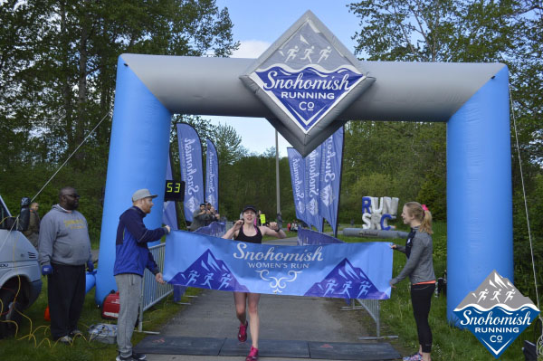 Snohomish Women's Run 10K Race Recap