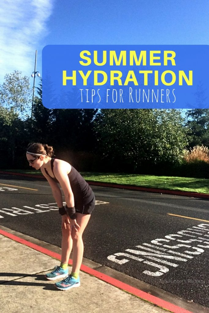 Summer Hydration Tips for Runners