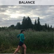 Mile Markers: Balance