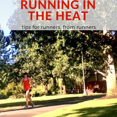 Surviving Summer Running {Run It Round Up}