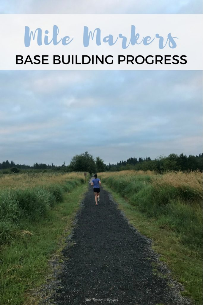 Mile Markers: Base Building Progress