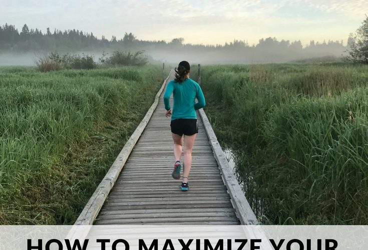 How to Maximize Your Long Run