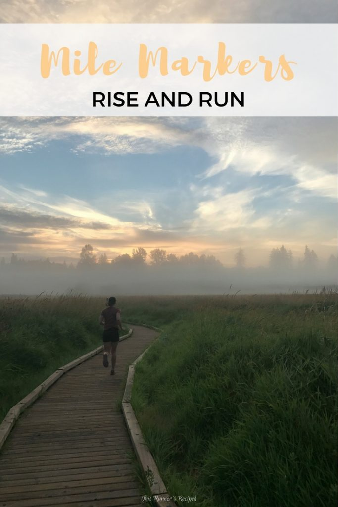 Mile Markers: Rise and Run