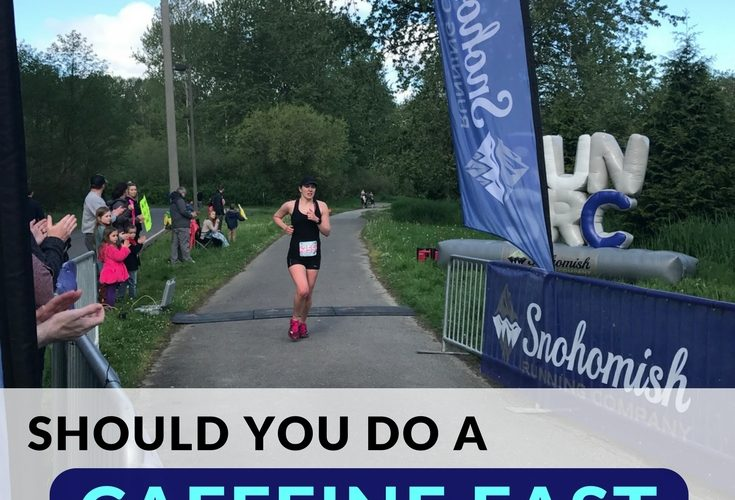 Should You Do a Caffeine Fast before a Race?