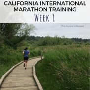 CIM Training Week 1