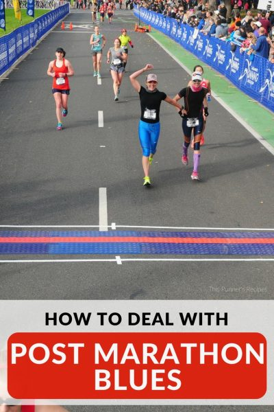 How to Cope with Post Marathon Blues