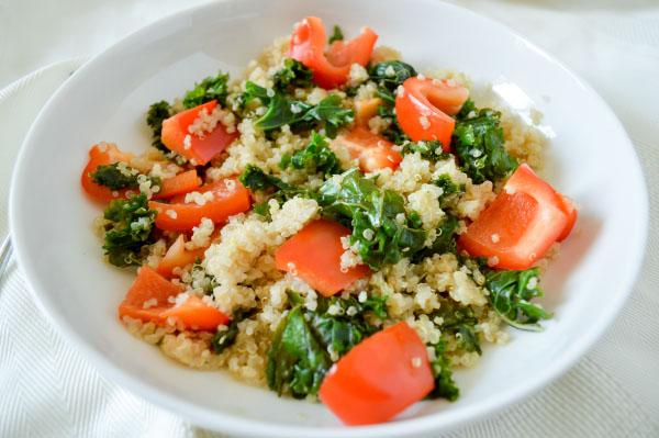 Make-Ahead Quinoa Salad