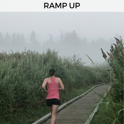 Mile Markers: Ramp Up