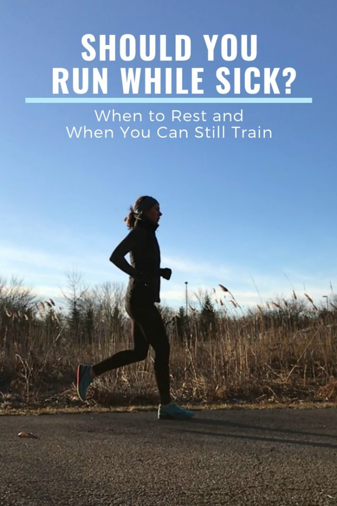 Running When Sick: When to Rest and When to Keep Training