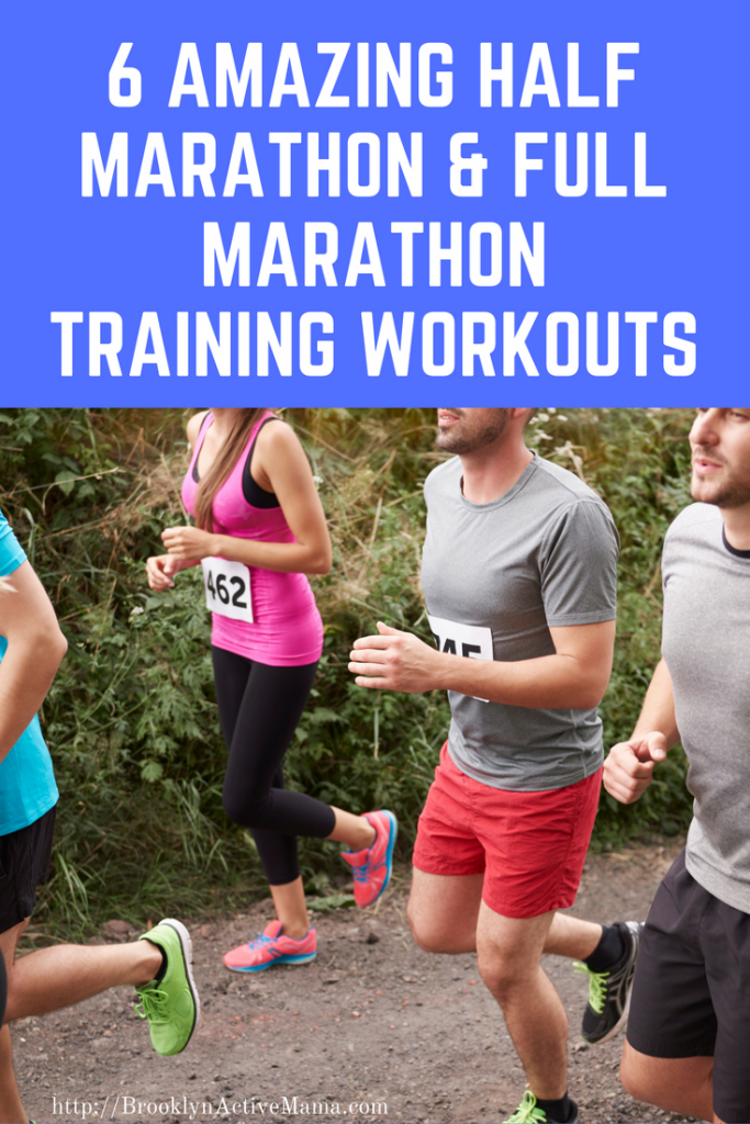 6 Amazing Half Marathon & Full Marathon Workouts
