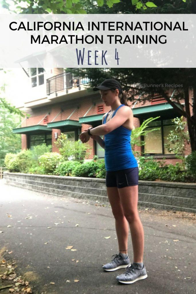 CIM Training Week 4