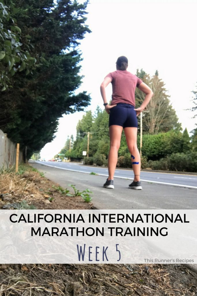 CIM Training Week 5