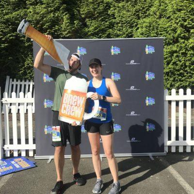Craft Classic Half Marathon Recap