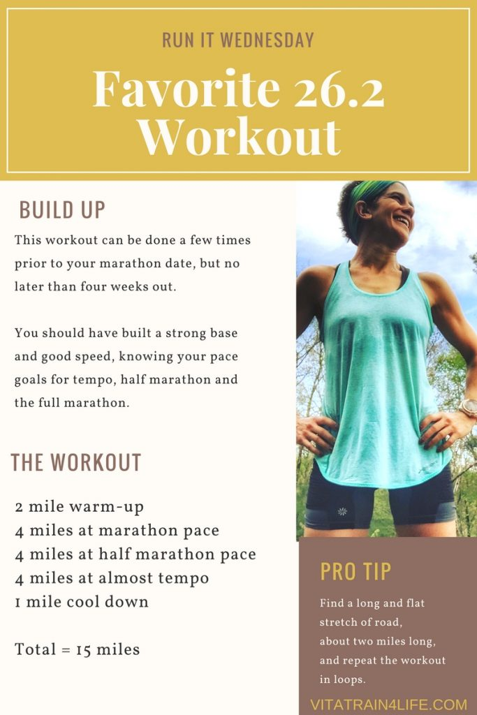 6 Best Half and Full Marathon Workouts Run It