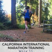 CIM Training Week 11