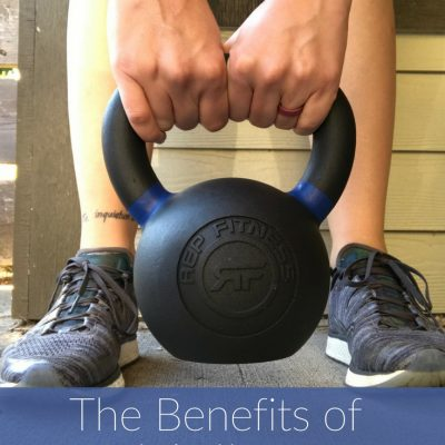 The Benefits of Kettlebells for Runners {Rep Fitness Review}