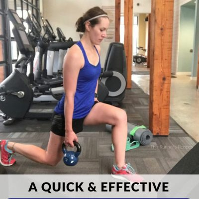 Quick and Effective Strength Workout for Marathon Training