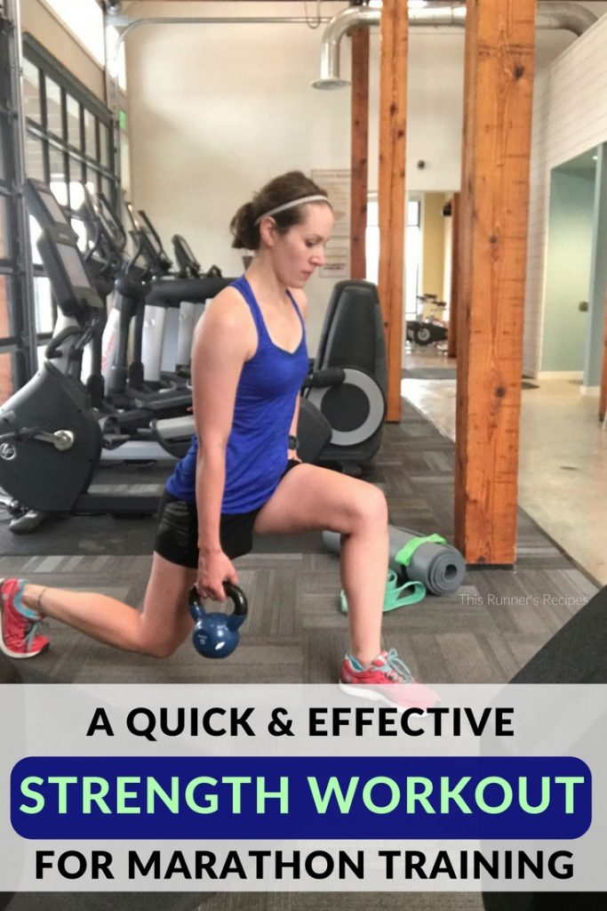A Quick and Effective Strength Workout for Marathon Training