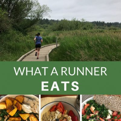 What Runners Eat {Run It}