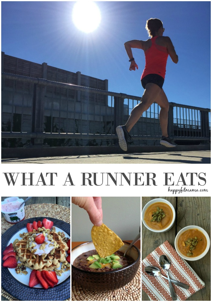 What a Runner Eats - Six Running Bloggers Share How They Eat to Run